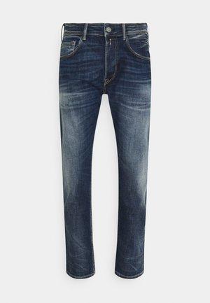 WILLBI - Jeans Tapered Fit - dark blue