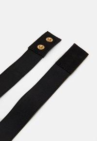PARFOIS - Riem - black/rose gold-coloured - 2
