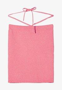 Bershka - Pencil skirt - pink - 4