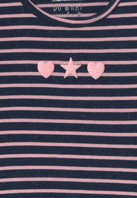 Staccato - GIRLS LONGSLEEVE 2 PACK - Longsleeve - light pink/dark blue - 4