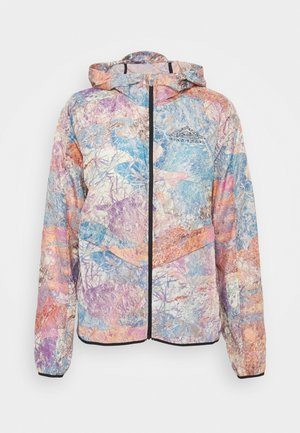 WINDRUNNER TRAIL - Laufjacke - blue lagoon/black