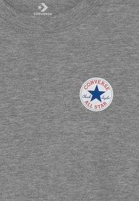 Converse - UNISEX - T-shirts - grey heather - 2