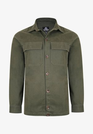 OZONE - Summer jacket - khaki