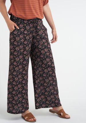 Pantalon classique - multi red pink