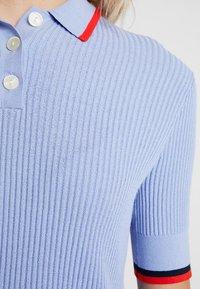 Banana Republic - TIPPED - Polo shirt - light blue - 5