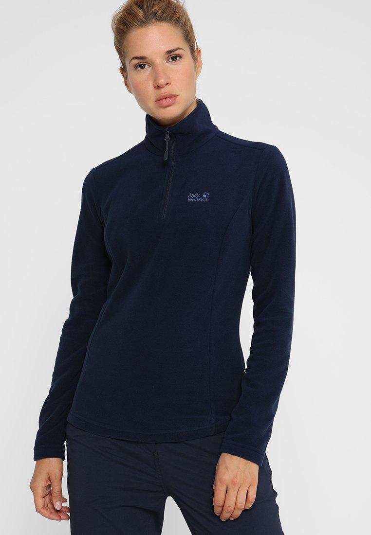 Jack Wolfskin - GECKO  - Fleece jumper - midnight blue