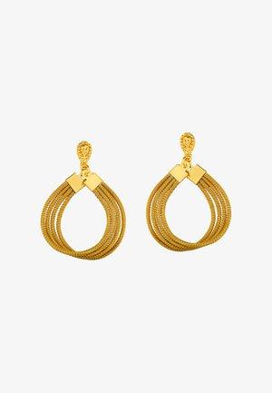 ALEXA - Earrings - gold