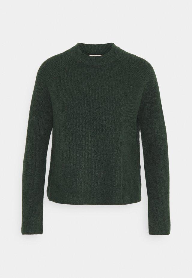 PCELLEN ONECK - Jumper - dark green