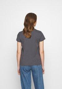 Levi's® - THE PERFECT TEE - T-shirts print - blackened pearl - 2