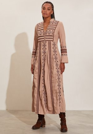 ELOISE - Day dress - soft taupe