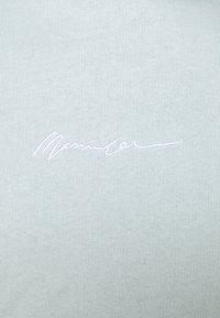 Mennace - ESSENTIAL SIGNATURE HOODIE UNISEX - Hoodie - sky blue - 4