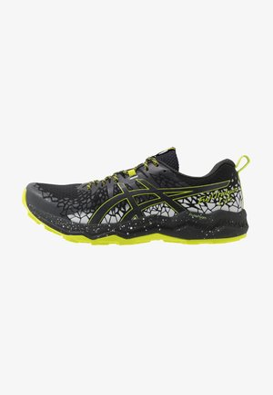 FUJITRABUCO LYTE - Trail running shoes - black/graphite grey