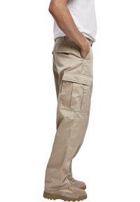 Brandit - Cargo trousers - beige - 5