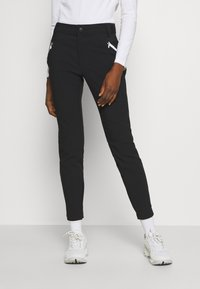 Columbia - POWDERPANT - Stoffhose - black - 0