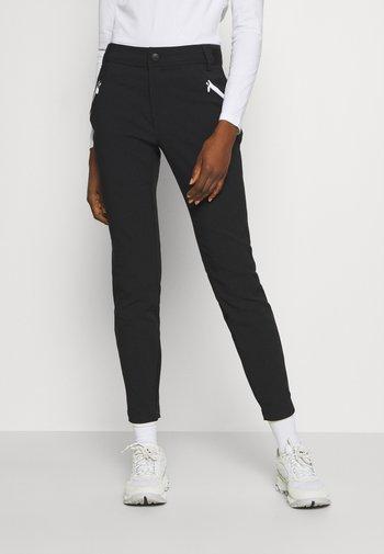 POWDERPANT - Pantaloni - black