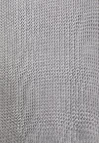 Brave Soul - GREENFORDA - Stickad tröja - silver grey marl - 6