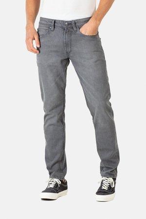 NOVA 2 - Straight leg jeans - grey