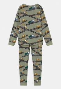 Lindex - VEICHLES - Pijama - dusty green - 1