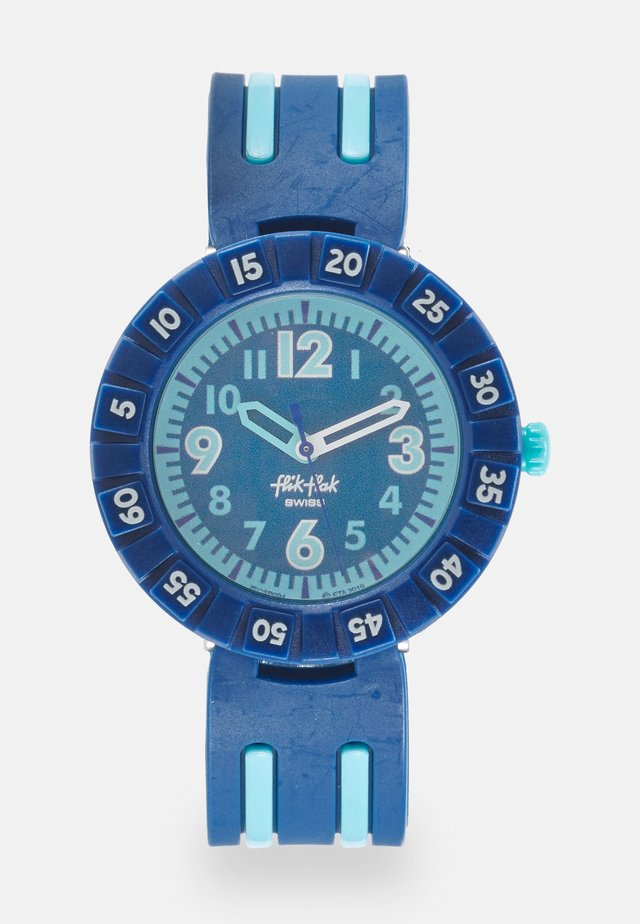 BLUE4U UNISEX - Rannekello - blau