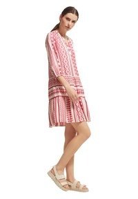 comma casual identity - Day dress - white embroidery - 1
