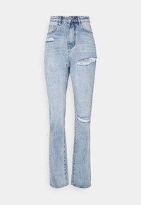 Missguided Tall - SLASH - Jeans straight leg - blue - 0