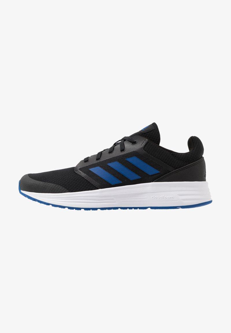 adidas Performance - GALAXY  - Zapatillas de running neutras - core black/royal blue/footwear white
