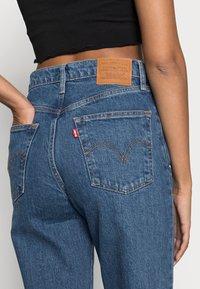 Levi's® - RIBCAGE STRAIGHT ANKLE - Straight leg jeans - georgie - 5