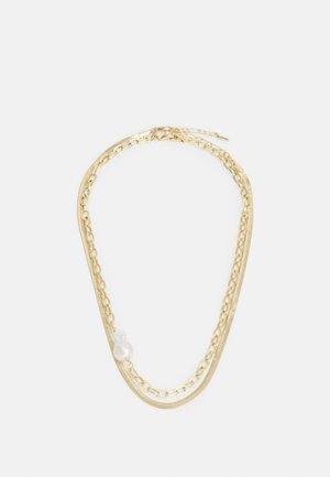 NECKLACE GRACEFULNESS 2 PACK - Necklace - gold-coloured