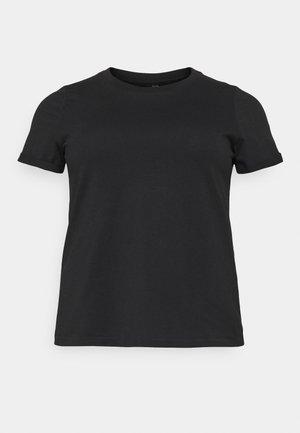 VMPAULA - Basic T-shirt - black