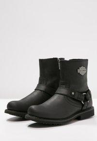 Harley Davidson - Cowboy/biker ankle boot - black - 2