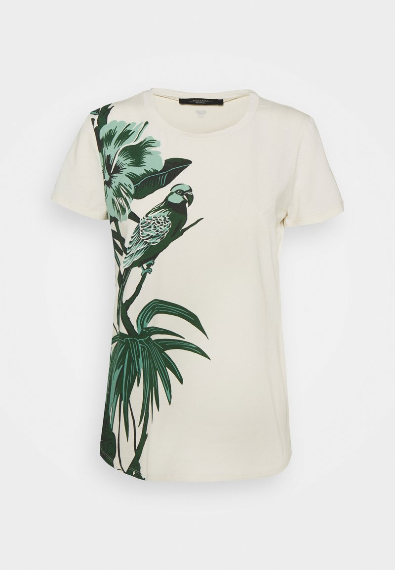 WEEKEND MaxMara - SELVA - Print T-shirt - elfenbein