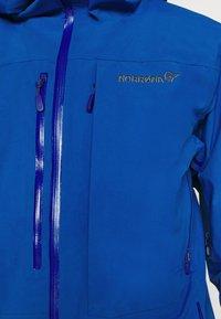 Norrøna - LOFOTEN - Ski jacket - blue - 5
