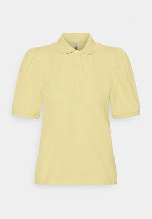 ONLJANET LIFE  - Polo shirt - sunshine