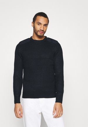 GARRAWAY - Jumper - midnight navy