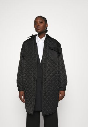 JACKET COOPER - Classic coat - black