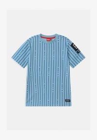 Monta Juniors - TAYLOR UNISEX - Print T-shirt - sky blue - 0