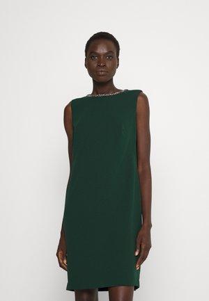 BARAC SLEEVELESS DAY DRESS - Jersey dress - deep pine