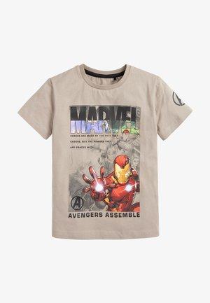 MARVEL - T-Shirt print - off-white