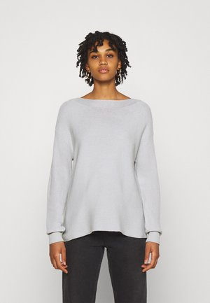ONLCLARA BOATNECK - Jumper - halogen blue