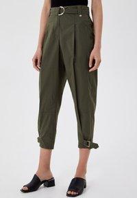 LIU JO - Trousers - green - 0
