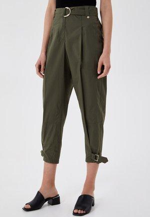 Pantalon classique - green