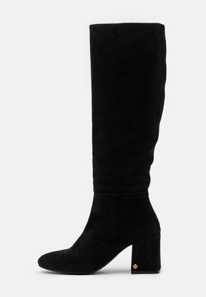 KIRA KNEE BOOT - Stivali alti - perfect black