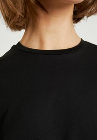 Nly by Nelly - OVERSIZE TEE - Basic T-shirt - black - 5