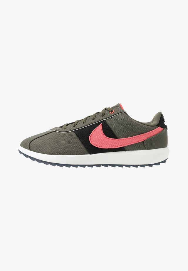 CORTEZ G NRG - Scarpe da golf - twilight marsh/magic ember black