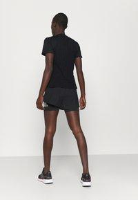 adidas Performance - TEE H.RDY - Camiseta estampada - black - 2