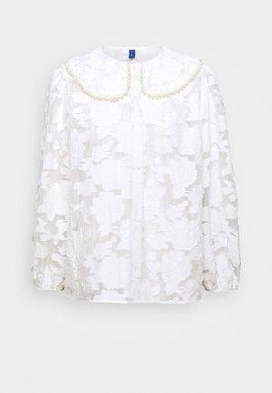 AMY BLOUSE - Košile - white