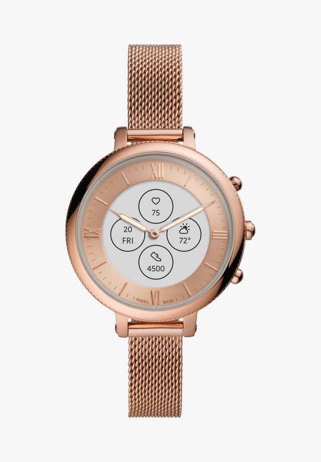 MONROE HYBRID HR - Smartwatch - rose gold