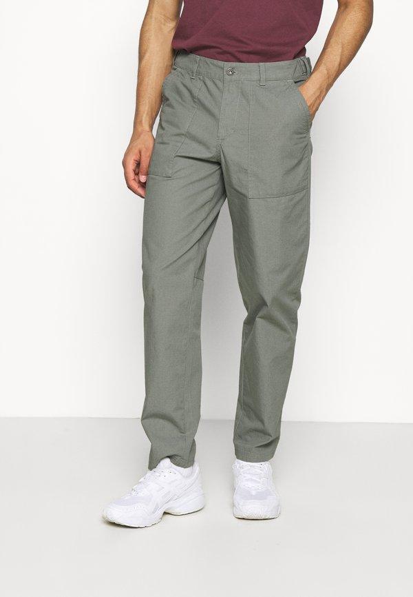 The North Face RIPSTOP PANT - Spodnie materiałowe - agave green/jasnozielony Odzież Męska IYEC