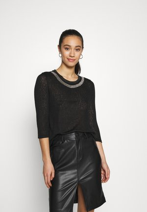 ONLRILEY  - Long sleeved top - black