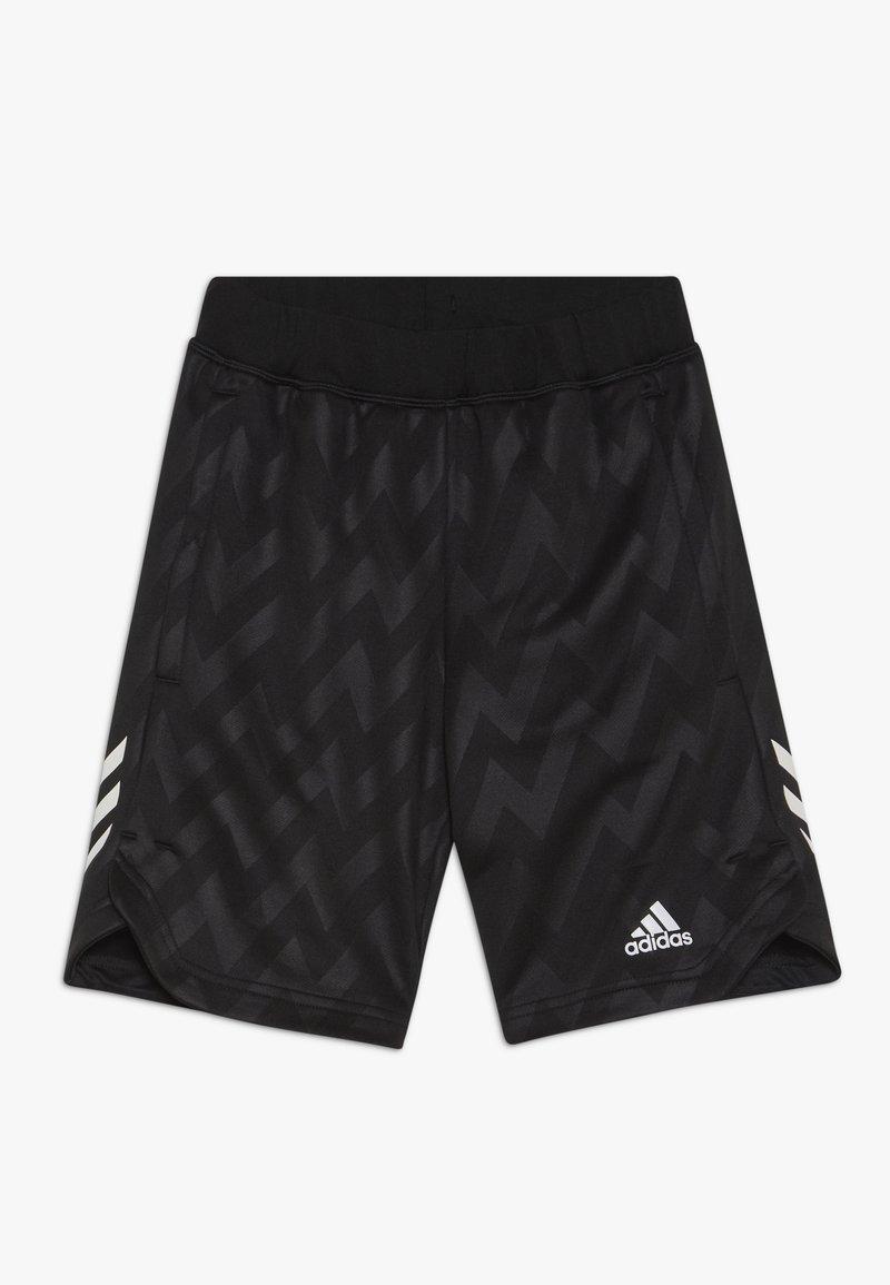 adidas Performance - JB TR XFG SH - Sportovní kraťasy - black/white